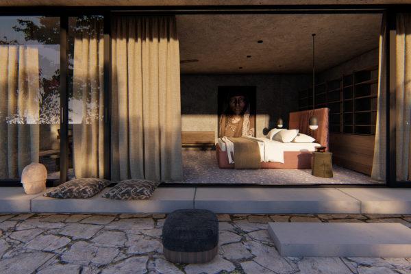 Haus in Schweiz, Visualisierung Haus, fotorealistische 3d, architekturvisualisierung