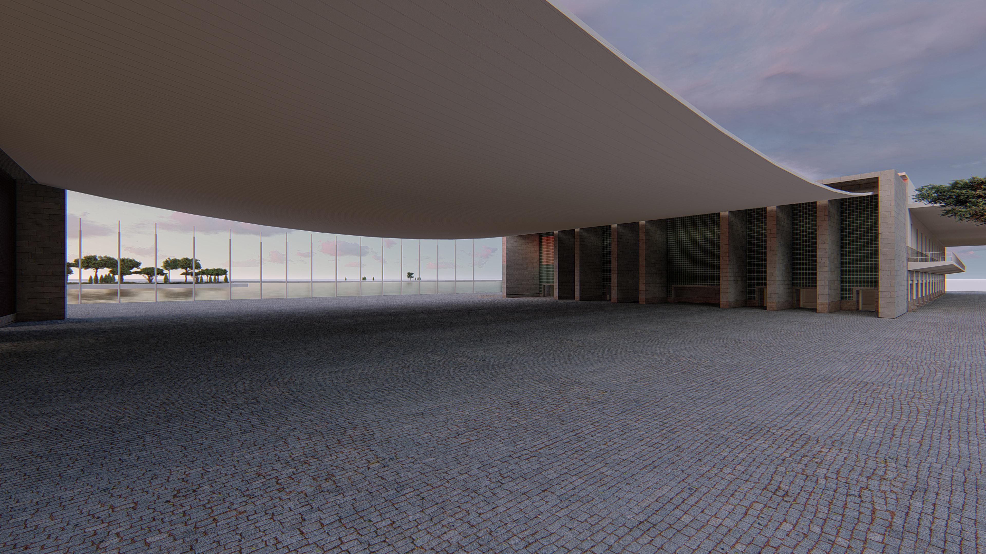 Architekturvisualisierung, 3D Animation, Architektur Renderings