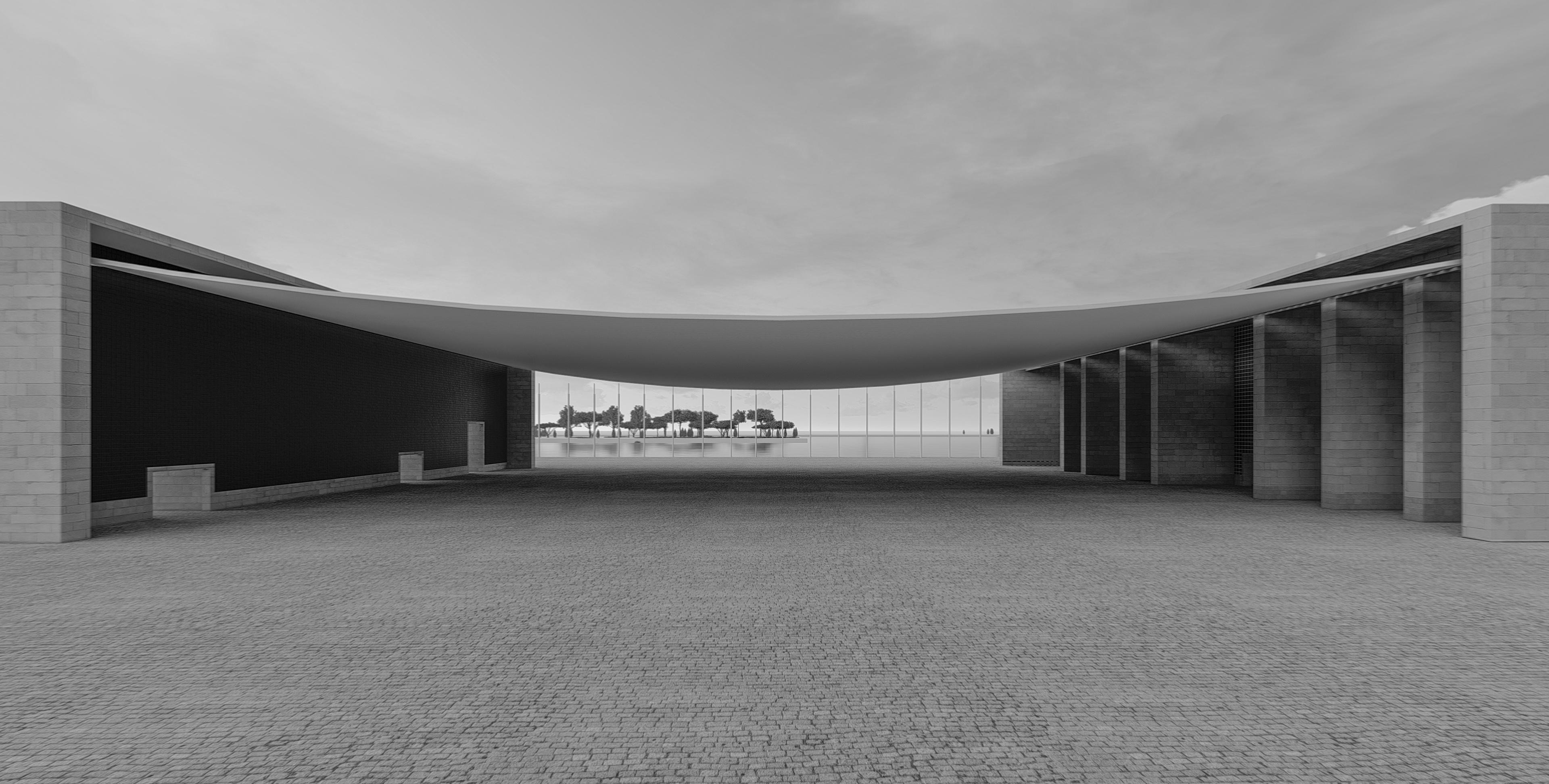 Exterior-3D-Visualisierung, Renderings Architektur Rendering