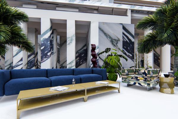 Produkt Glas Italia, 3D Visualsierung, Raumvisualisierung, Produkt Visualisierung.