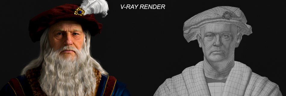 V Ray Render